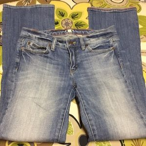 J Crew stretch denim jeans Size 25S